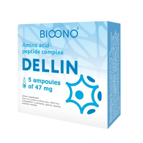 Dellin - Amino-acid peptide complex (DSIP included)