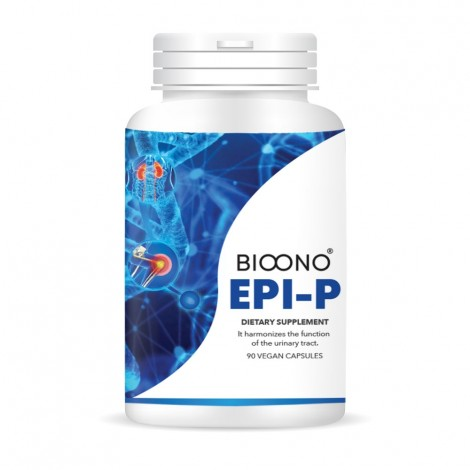 EPI-P - food supplement It harmonizes the function of the urinary tract